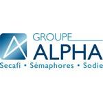 Logo GROUPE ALPHA