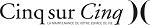 Logo CINQ SUR CINQ