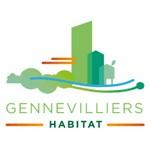 Logo GENNEVILLIERS HABITAT